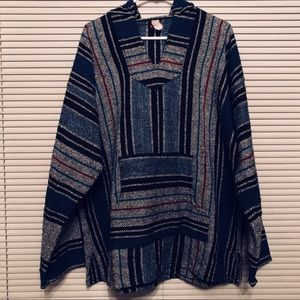 Milton colored drug rug